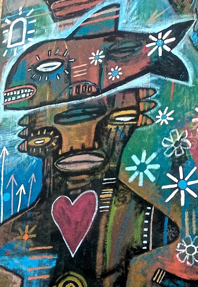 Artist(s): Jesse Reno Painters: Vincent Shorting, Nelson Catcheway, Eugene Boittiaux, Steve Castel