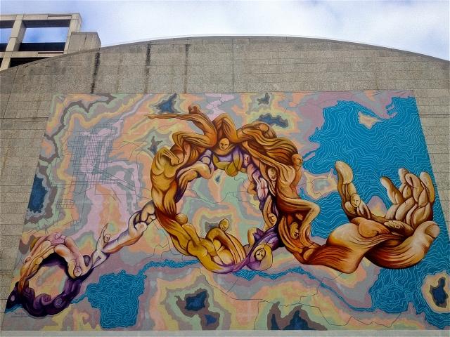 Artist(s): Yonke (Alberto Morachis & Guadalupe Serrano)