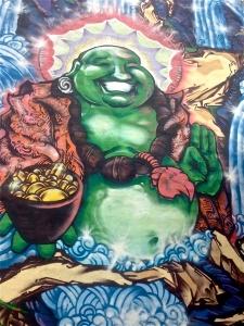 Artist: Brian Gasezner aka Cash Akoza