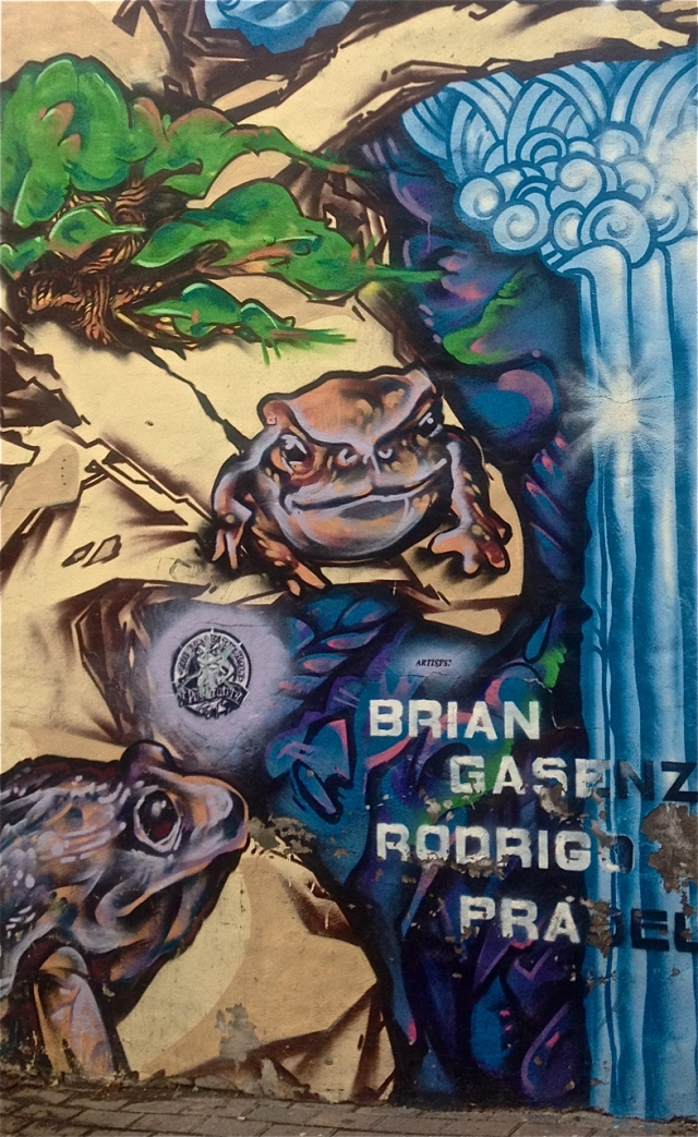 Artist(s): Rodrigo Pradel, Brian Gasenzer