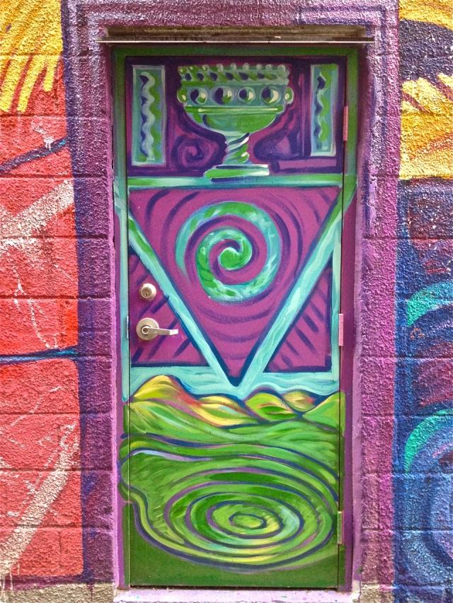 Aquarius #Door 1