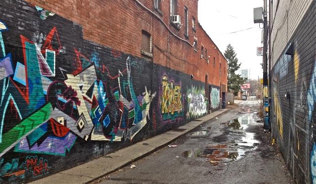 Dundas alley #1