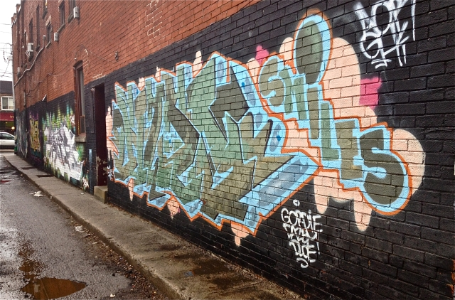 Dundas alley #11