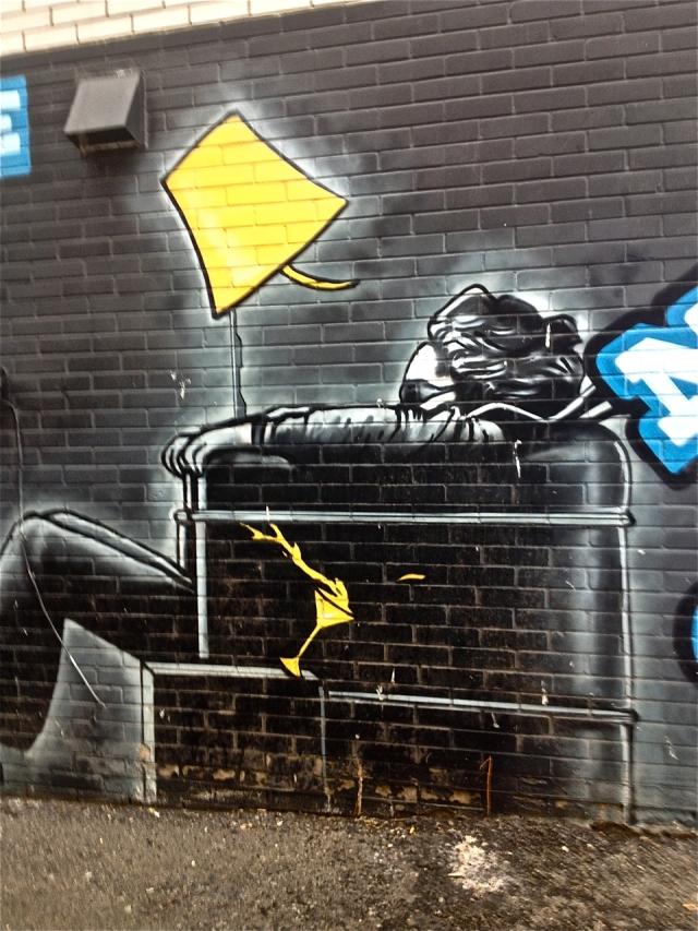 Dundas alley #17
