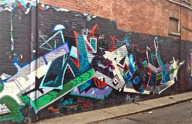 Dundas alley #2