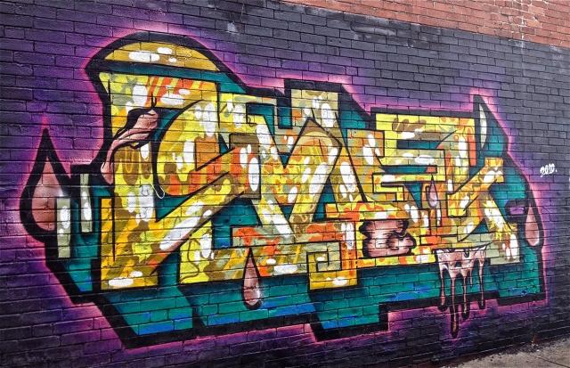 Dundas alley #4