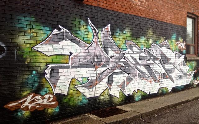 Dundas alley #7