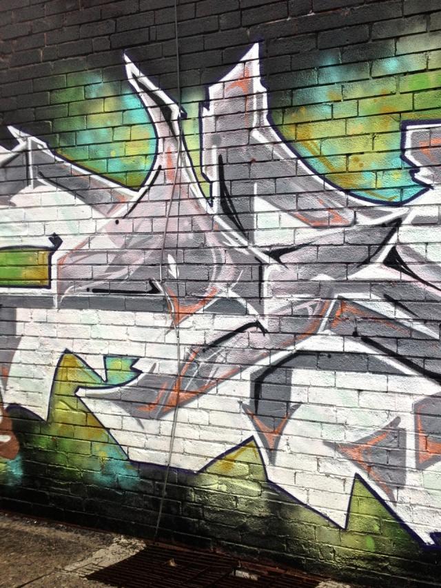 Dundas alley #8