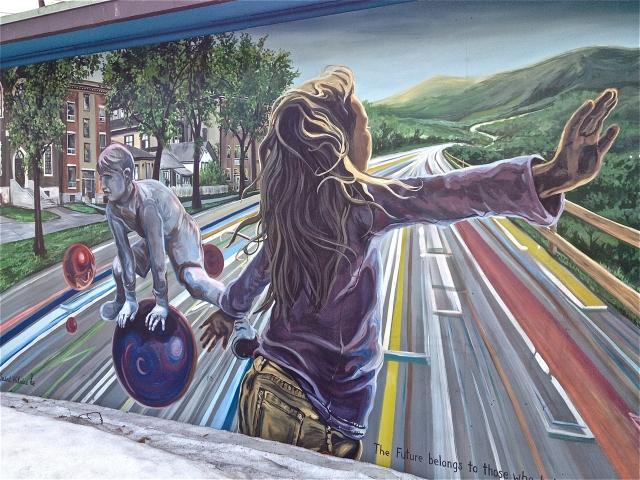 Artist(s): Michel Saint Hilaire, Mandy van Leeuwen
