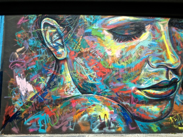 Artist: David Walker  - Photo © Norman Orenstein
