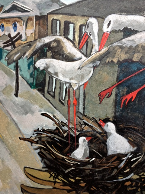 Seagull #4