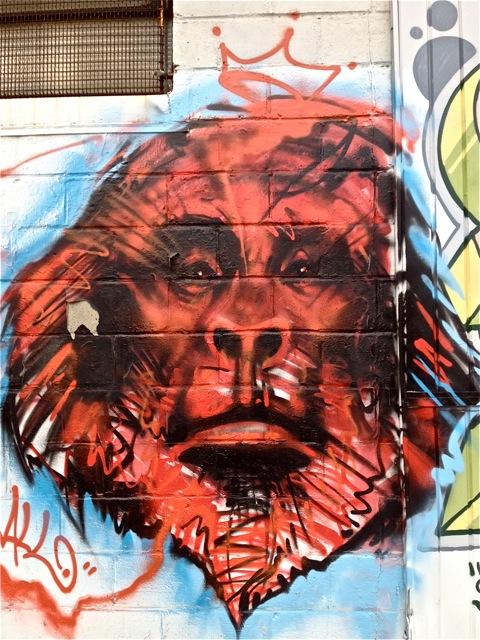 Bathing Beauties Graffiti Lux And Murals