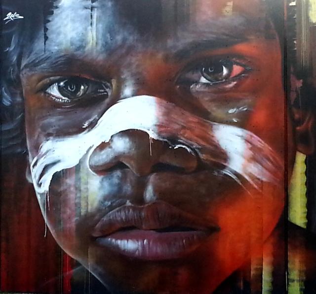 AboriginalMale #2