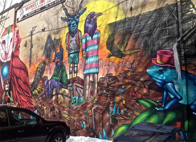 Artists: Shalack, Smoky & Clandestino