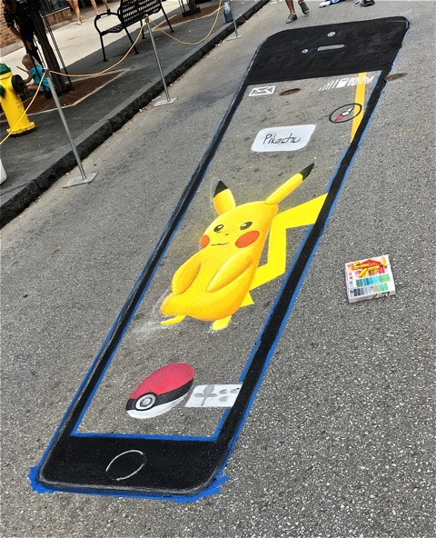 Artists: The Chalk Guys