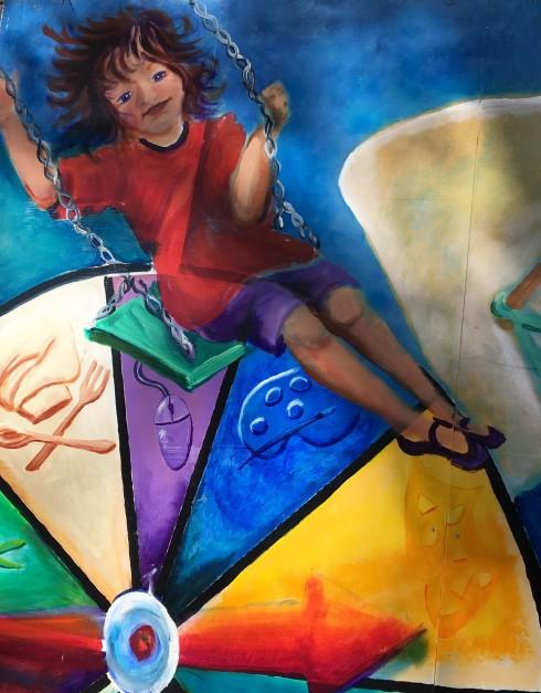Artist(s): Tim & Connie Friesen North Point Douglas Children