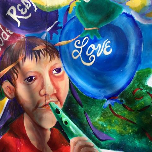 Artist(s): Tim & Connie Friesen - North Point Douglas Children