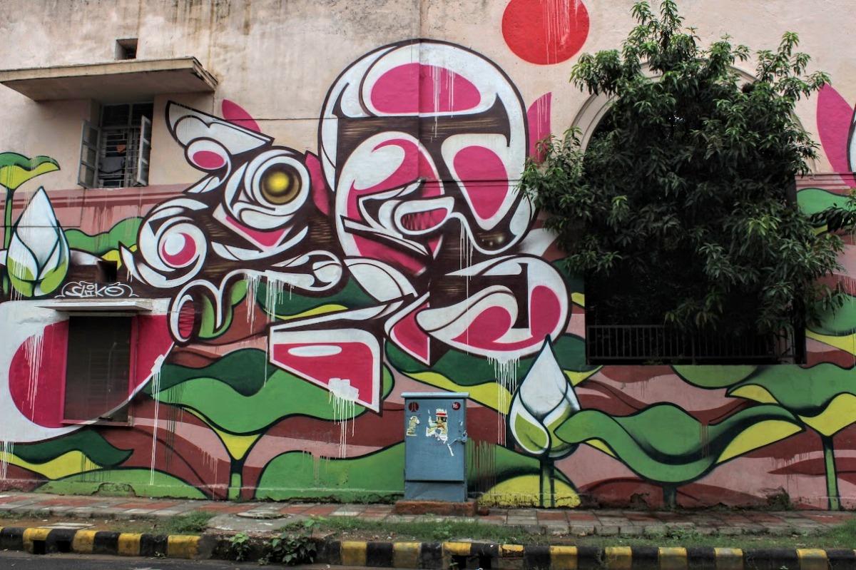 Dateline: Delhi Street Art