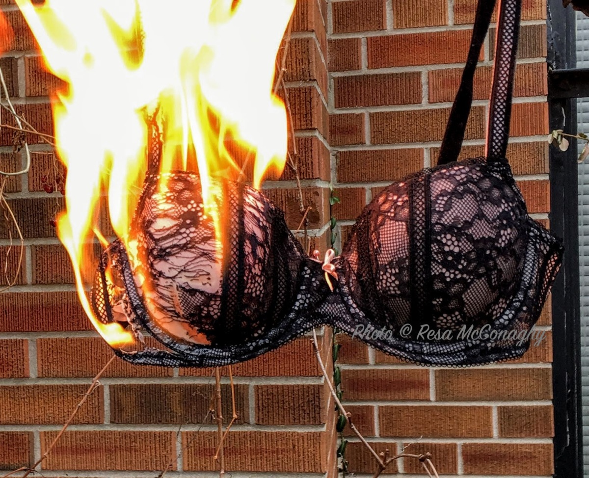 Burn The Bra